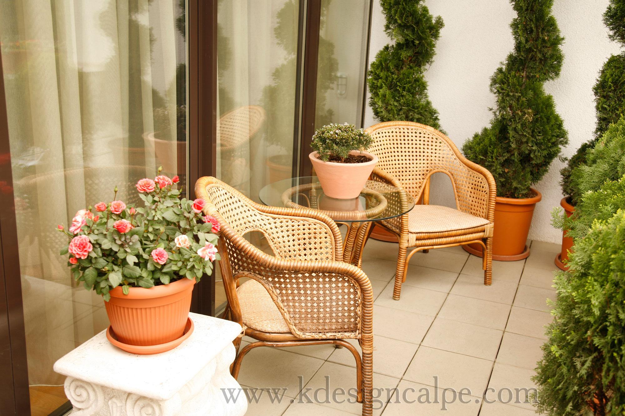 Как превратить балкон или лоджию в уютное место отдыха, рабо.